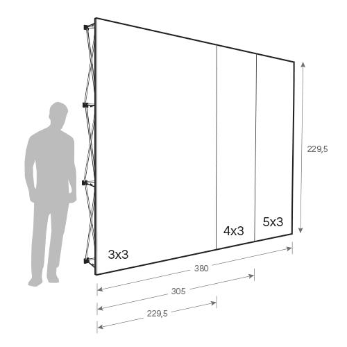 Photocall gráfico