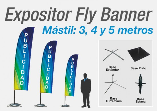 Expositor Fly Banner